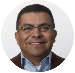Danny Pacheco, VP, print sales at Allen Press